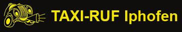 Taxi-Ruf Iphofen logo